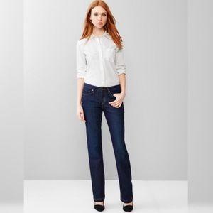 GAP 1969 long & lean women's boot jeans